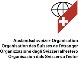 Logo Auslandschweizer-Organisation (ASO)
