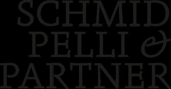 Logo - Schmid, Pelli und Partner AG